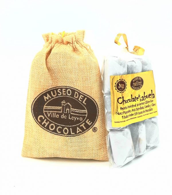 CHOCOLATE DE LA ABUELA