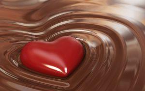 EL AMOR SABE A CHOCOLATE