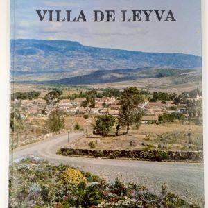 Libro -Villa de Leyva-