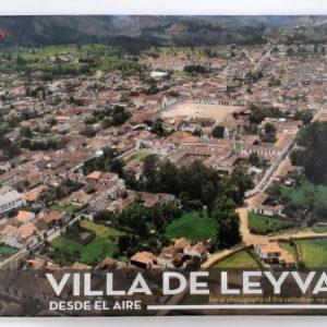 Libro -Villa de Leyva desde el aire-