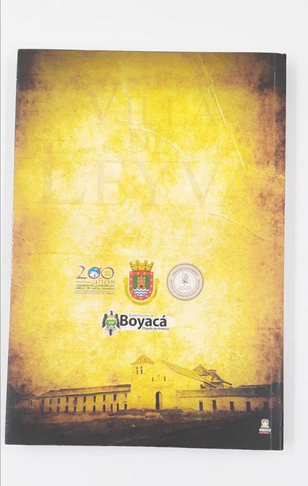 Libro -Villa de Leyva, historia y legado-