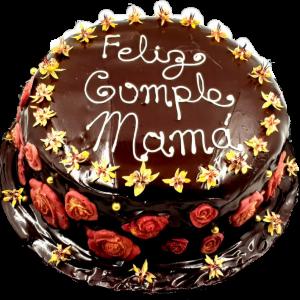 PONQUE DE CHOCOLATE CON FLORES DE CACAO